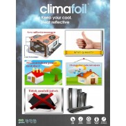 Clima foil