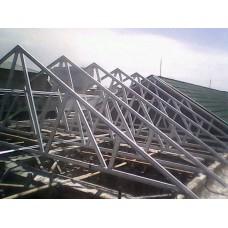 Pemasangan Rangka Atap Baja Ringan C75.100