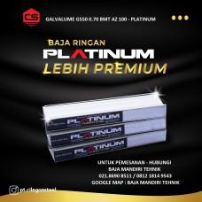 Baja Ringan CNP Cilegon Steel Sticker Platinum 5.03 Kg